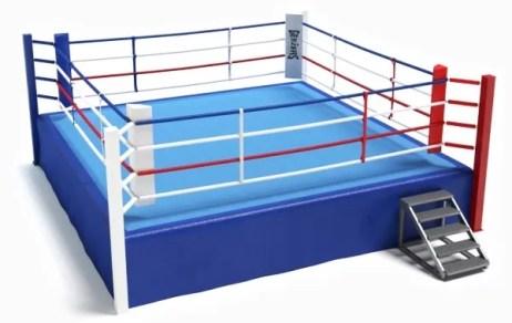 cuanto mide un ring de boxeo, dato, definicion, historia, entrenar boxeo, noticias de boxeo