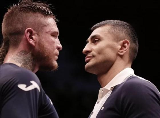 combate kerman lejagarra david avesnayan 28 de noviembre en el Bilbao Arena, título europe peso Welter, noticias boxeo
