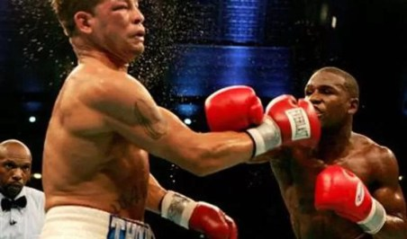 imagen mayweather vs gatti por el campeon peso ligero