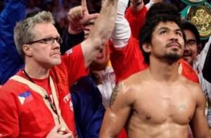 Manny Pacquiao contra Gennady Golovkin según Freddie Roach es posible