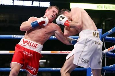 noticia combate boxeo saul canelo vs callum smith combate boxeo quien gano