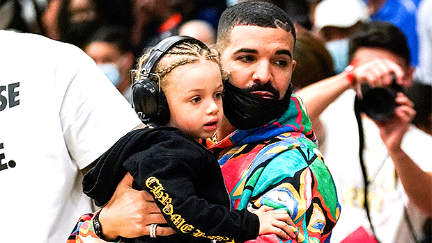 Drake Raps About Getting With 'A Lot Of Girls' Before Getting A 'Kid Like' Adonis On New Song