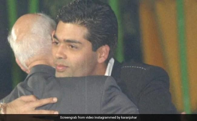 Karan Johar Remembers Dad Yash Johar In An Emotional Post