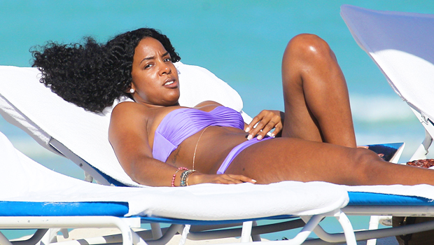 Kelly Rowland Stuns In A Sexy Yellow Swimsuit While In Capri: 'I'm Feeelin' Myself' — Photo