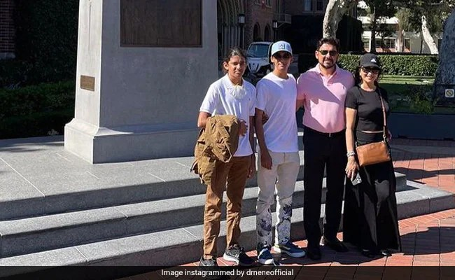 Madhuri Dixit And Shriram Nene's Son Arin Joins The University Of Southern California. See Pics