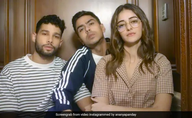 """New Film Alert: Kho Gaye Hum Kahan - In Which Ananya Panday, Siddhant Chaturvedi, Adarsh Gourav """"Disconnect To Reconnect"""""""