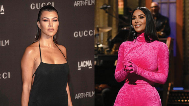 Kourtney Kardashian Was 'Bothered' By 'SNL' Skit Mocking Her, But 'Happy' Kim's Debut Was A Success