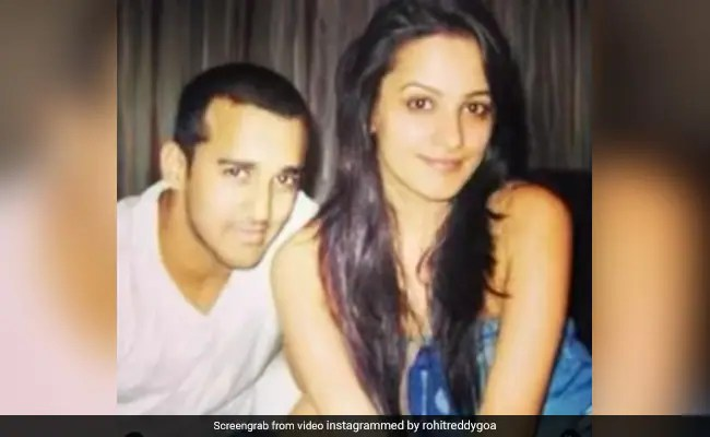"""""""To Growing Young Together"""": Rohit Reddy Wishes Anita Hassanandani On Anniversary"""