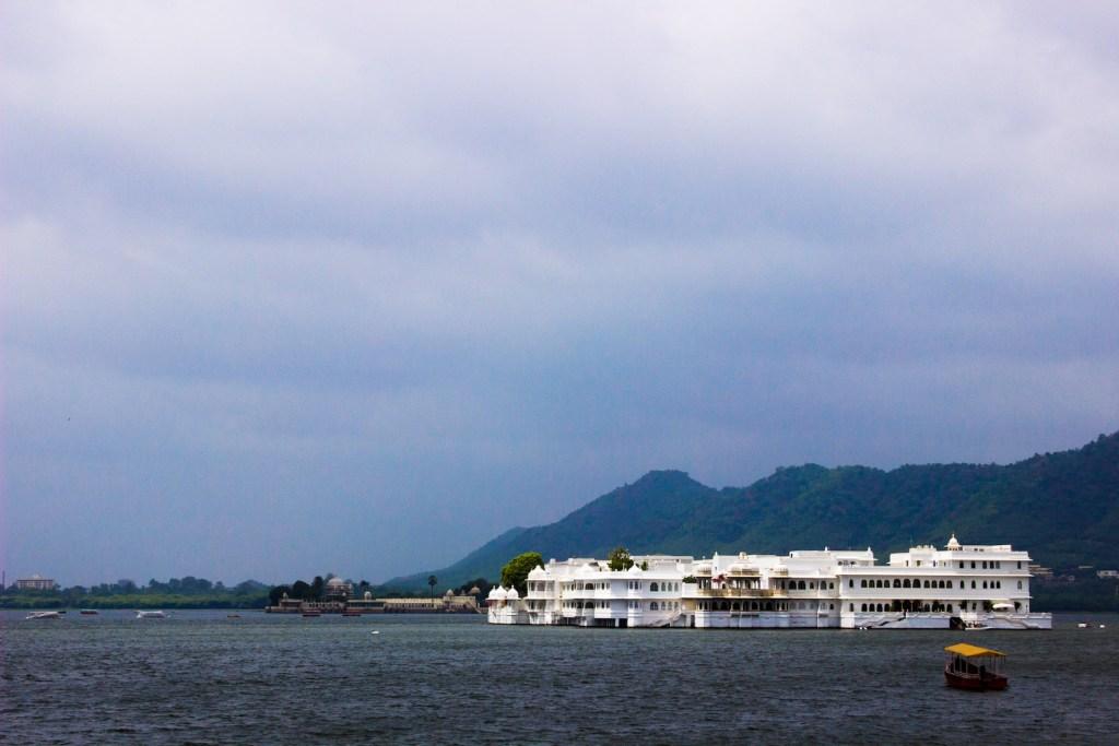 Udaipur - Entre nubes de algodon