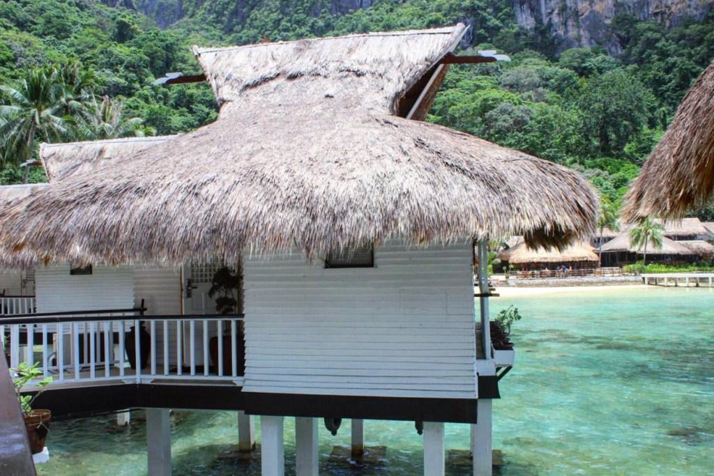 Miniloc island Resort - Entre nubes de algodon