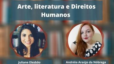 Photo of Grupo de Estudo e Pesquisa sobre Direitos Humanos Fundamentais promove palestra online sobre Arte, Literatura e Direitos Humanos