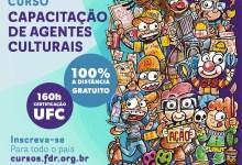 Photo of Fundação Demócrito Rocha abre inscrições gratuitas para curso de Capacitação de Agentes Culturais