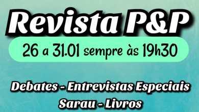Photo of Revista Entre Poetas & Poesias comemora 1 ano com eventos especiais