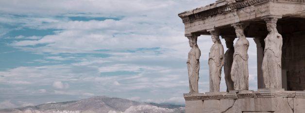 Entreprendre et voyager en Grèce