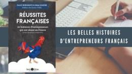 Livre Réussites Francaises - David Ringrave - Rémi Raher