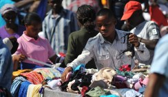 Importing used clothes and shoes in Nigeria