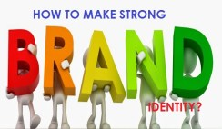 create a strong brand identity