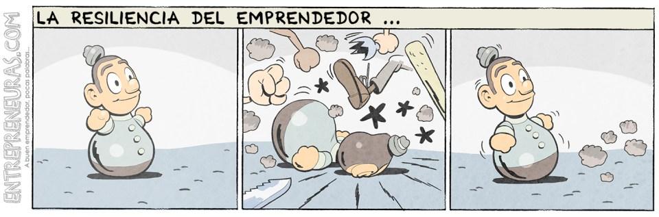La resiliencia del emprendedor - Entrepreneuras.com