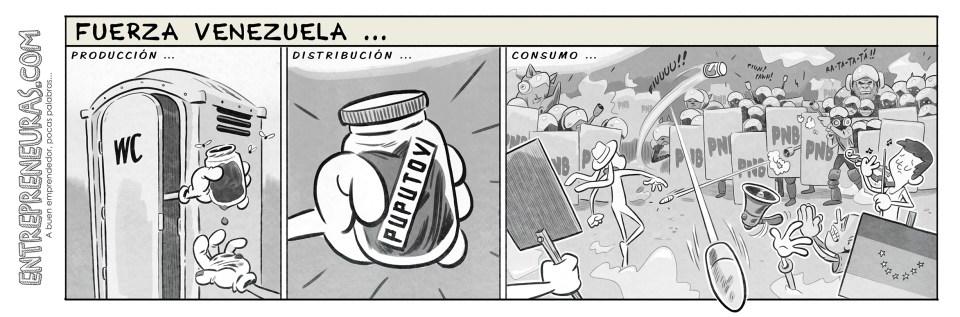 Fuerza Venezuela - Entrepreneuras.com