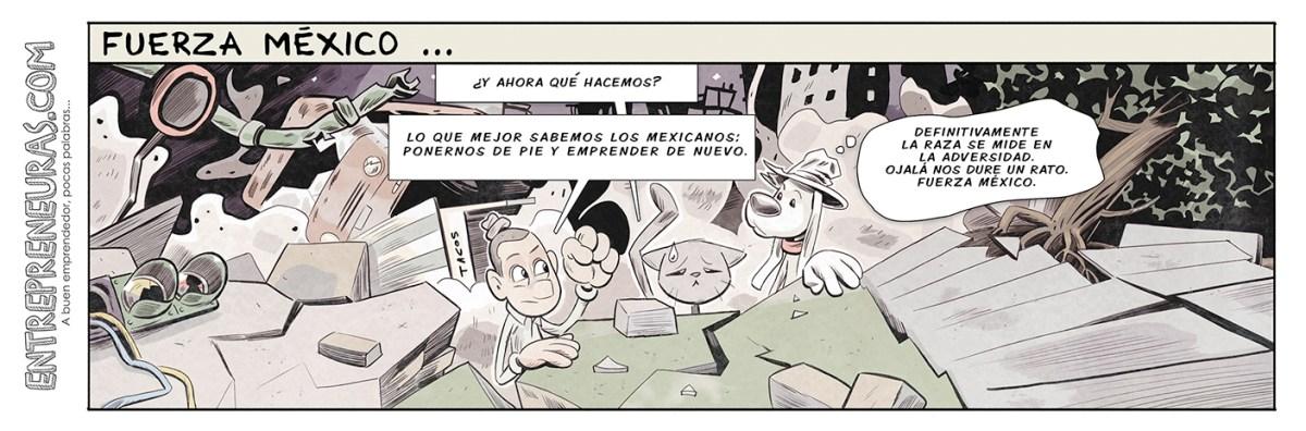 Fuerza México - Entrepreneuras.com