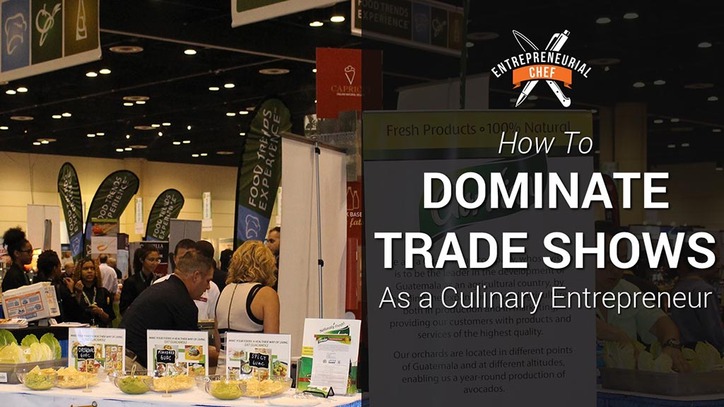 tips for dominating trade shows