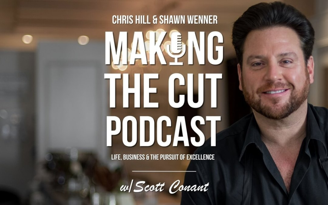 EP35: Scott Conant – Unlocking the Confidence Within to Walk Your Own Path