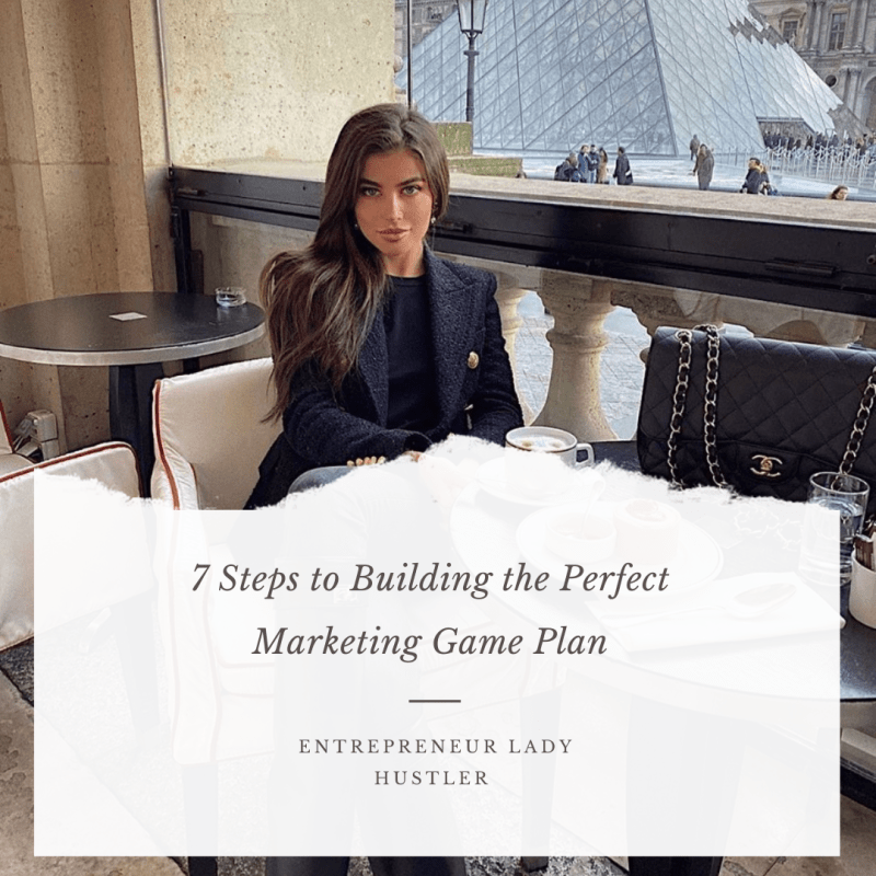 7 Steps to Build a Marketing Strategy Action Game Plan 2021