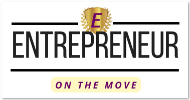 Entrepreneur On The Move Logo