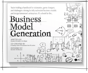 Business Model Generation by Alexander Osterwalder and Yves Pgneur walks you through the process of building your business model (note: different than a business plan).