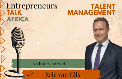 How to Attract, Compensate and Retain Talent – With Eric van Gils
