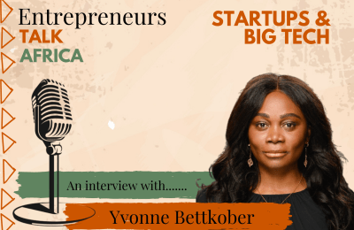 African Startups and Big Tech – With Yvonne Bettkober