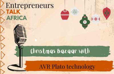Xmas Bazaar – With Shamir from AVR Plato Technologies