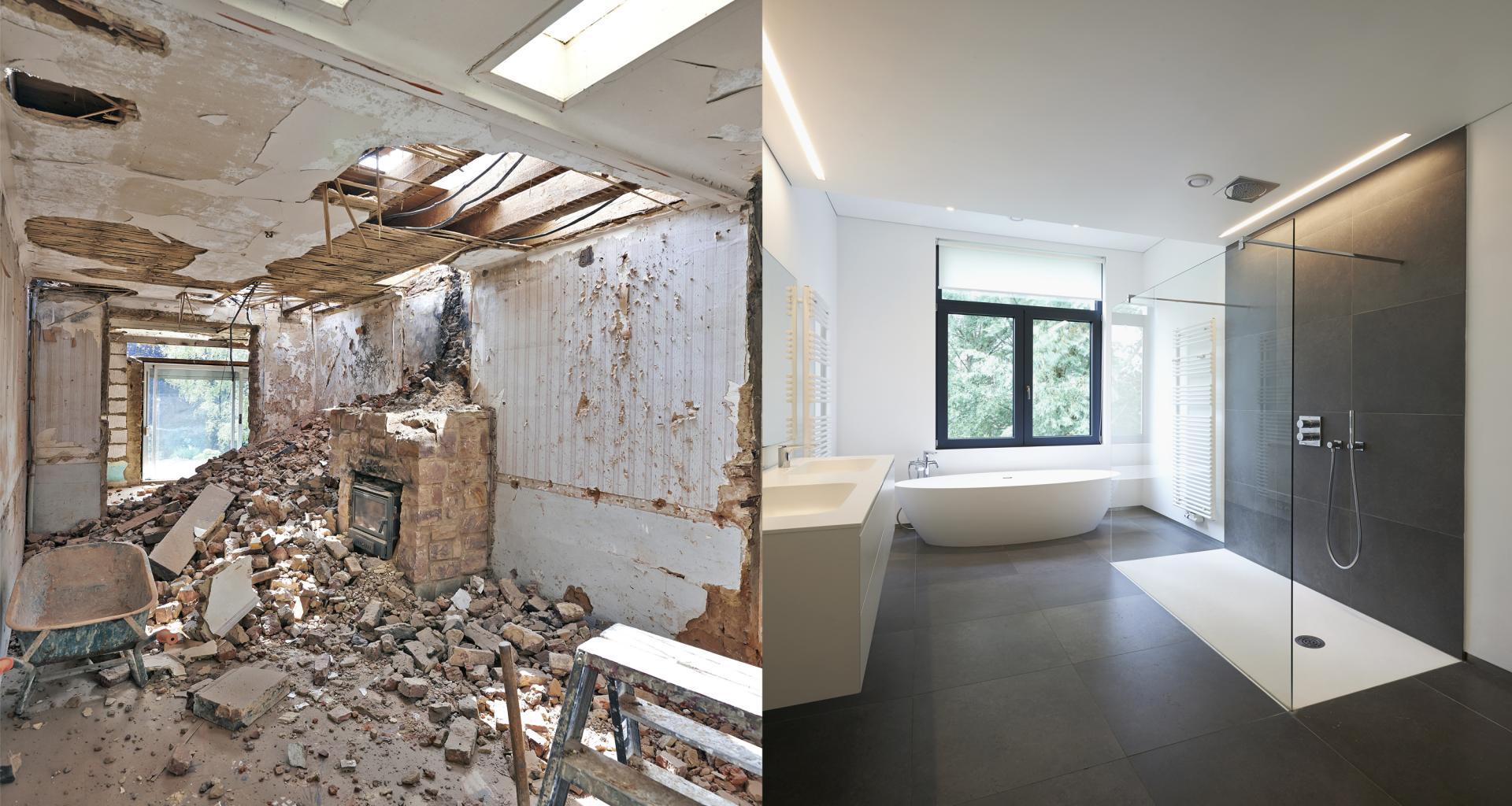 entreprise de rénovation peinture sur Genève