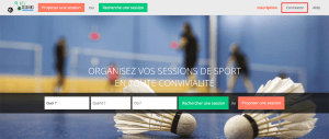 Connexion plateforme AllSessions.club