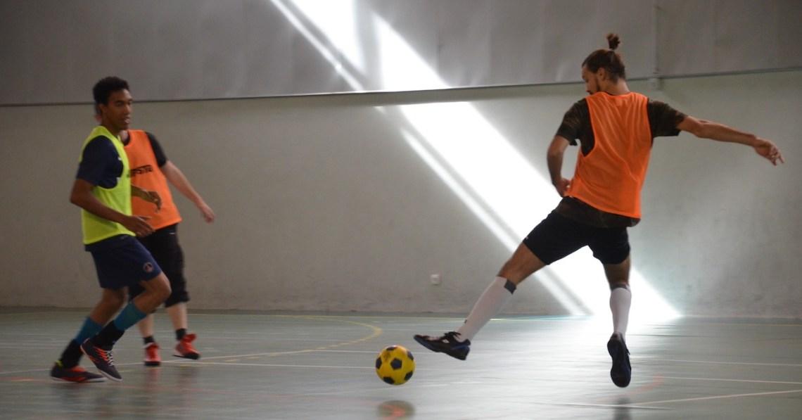 Futsal Candie Paris 11 Paris 12