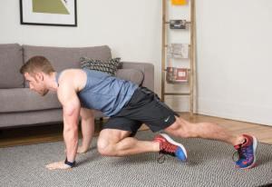 Mostrar el entrenamiento en casa