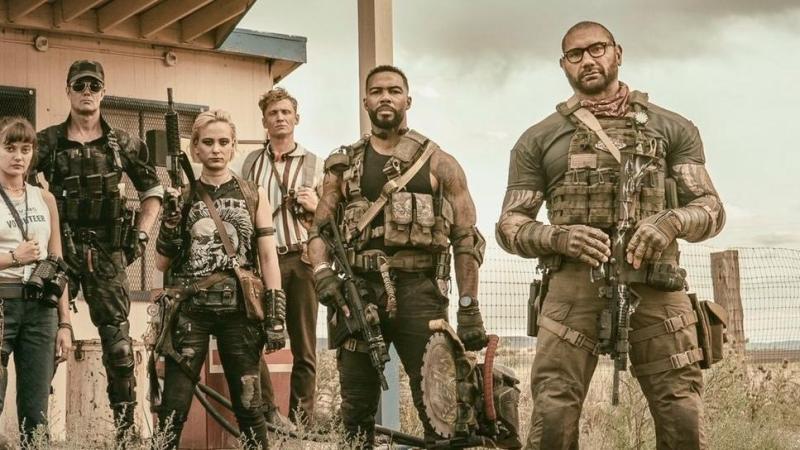 Assista ao teaser de 'Army of the Dead – Invasão em Las Vegas', novo filme da Netflix