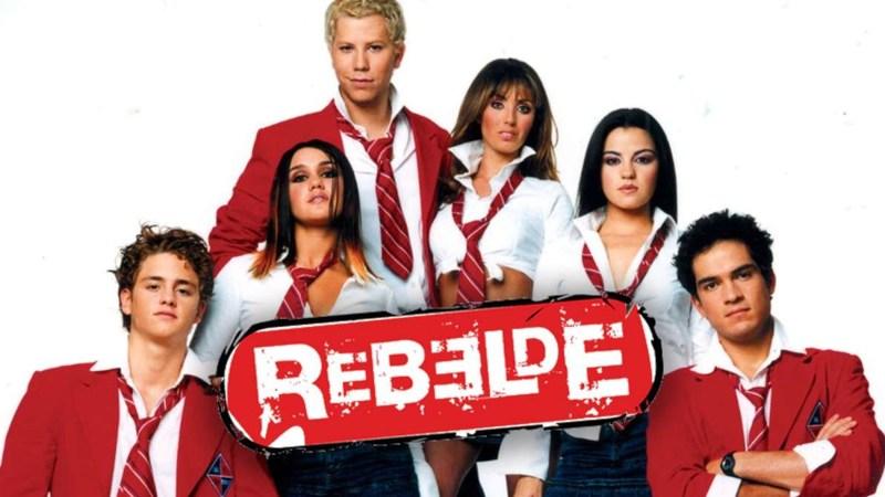 Netflix confirma remake de 'Rebelde'