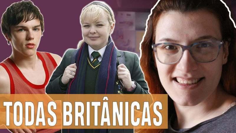 Vídeos | Série Britânicas na Netflix