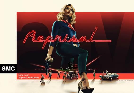 AMC estreia 'Reprisal' em julho