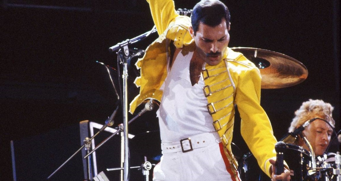 música, Freddy Mercury