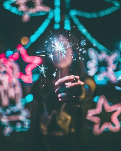 año nuevo, 2020, nochevieja