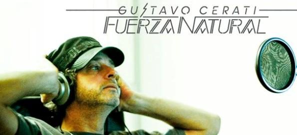 Gustavo Cerati: Fuerza Natural