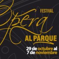 Festival Ópera al Parque 2009 en Bogotá