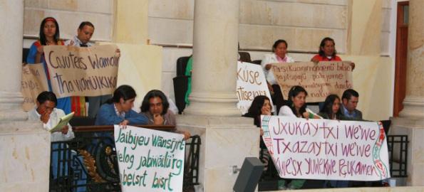 Ley Protección Lenguas Nativas - Foto: MinCultura