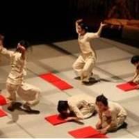 Tres noches, tres días, Danza Contemporánea