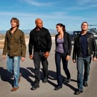 NCIS: Los Ángeles - segunda temporada por A&E