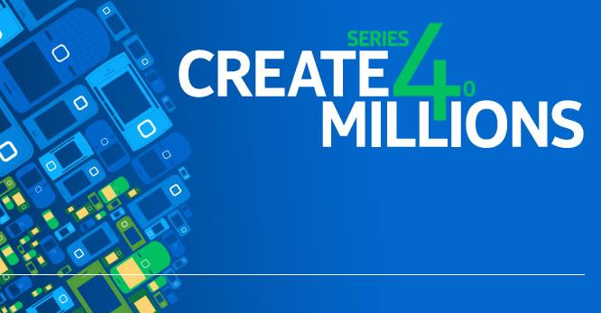Concurso Nokia create 4 millions