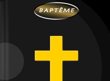1Corinthiens 6.17   Baptême (1)-Un sacrement d'union