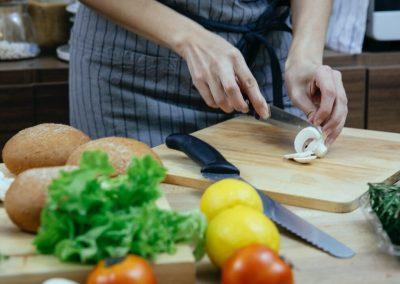 Club de cocina con Heidi Dettwiller